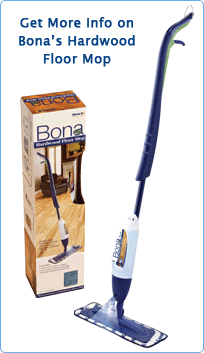 Get more information about Bona's Hardwood Floor Mop